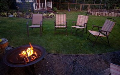 5 Tips for Fire Pit Safety at Home